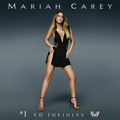 Mariah Carey - #1 To Infinity - NEW CD - Greatest Hits / Very Best Of