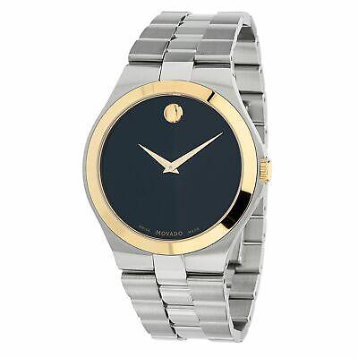 Movado 0606909 Men's Sport Black  Quartz Watch