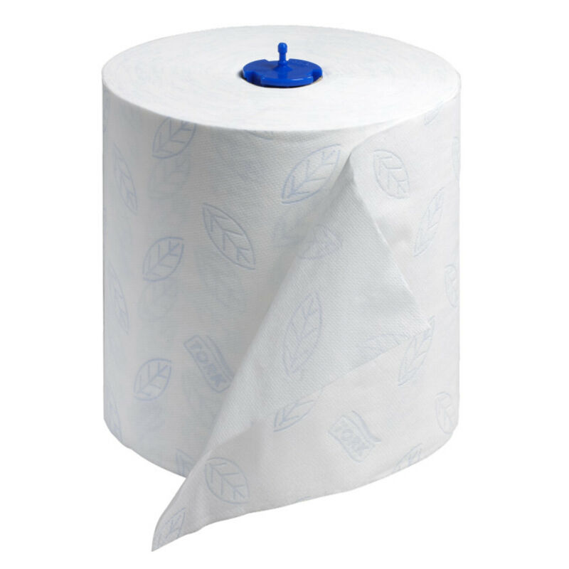 Tork Premium Extra Soft Matic Quick Absorbing Paper Hand Towel Roll (6 Pack)