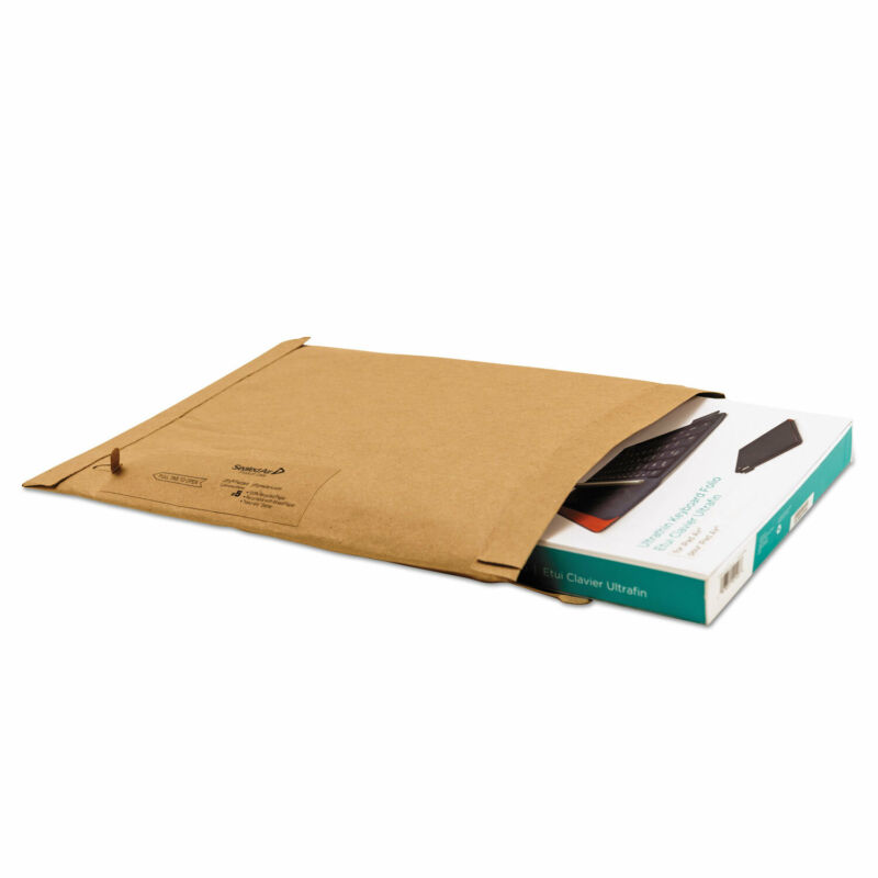 Sealed Air Jiffy Padded Mailer #0 6 x 10 Natural Kraft 250/Carton 63131