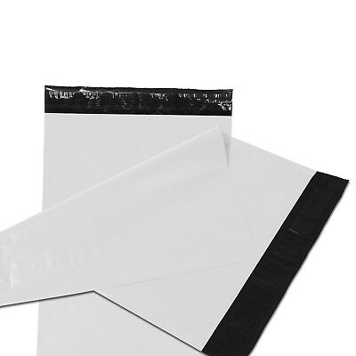 500 5x7 Poly Mailers Plastic Envelopes Shipping Mailing Bags 2.5 Mil 5 X 7