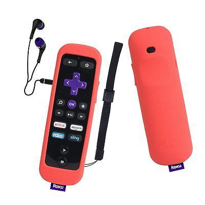 Shockproof Case For Roku 3 (4230 and 4200) Roku 2 (4210) RC54R Enhanced Remote