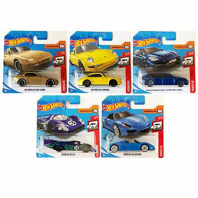 Hot Wheels 2020 Porsche 1:64 Cars *CHOOSE YOUR FAVOURITE*