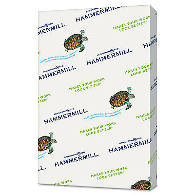 Hammermill Recycled Colored Paper 20lb 11 X 17 Salmon 500 Sheetsream 102103