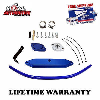 New EGR Delete Kit 2011 2012 2013 2014 Ford Pickup V8 6.7L Powerstroke Diesel