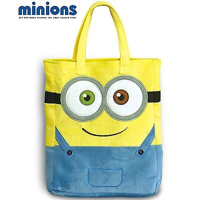 Two Eyed Minion (Tote Bag Minion's bob Two Eyes Minions Soft Bore Fabric F/S From)