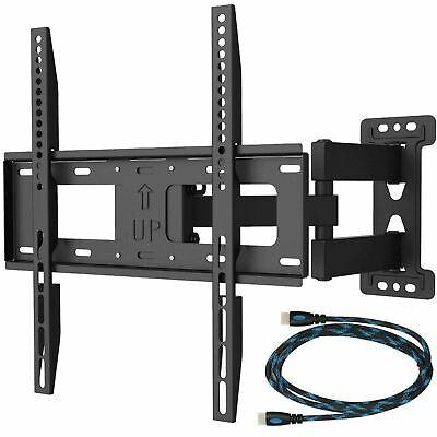 Articulating TV Wall Mount Tilt Swivel for 23 26 28 29 32 39 40 42 47 50 55
