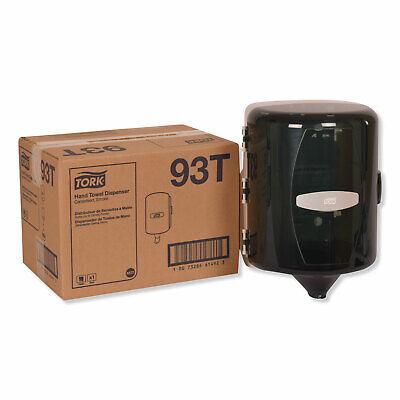 Tork Centerfeed Hand Towel Dispenser 10.125 X 10 X 12.75 Smoke