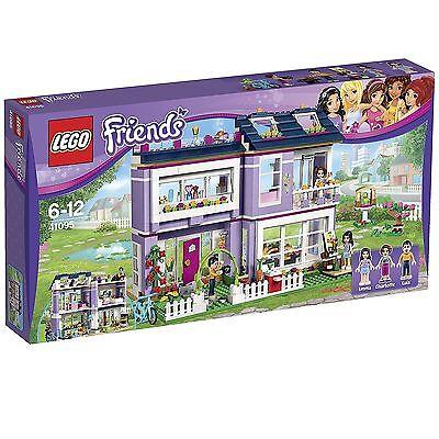 Lego Freunde Emma's Haus 41095 Neu (Freunde Lego-haus)