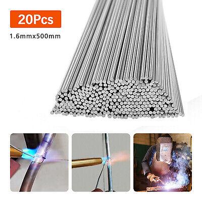 Low Temperature Aluminum Flux Cored Easy Melt Welding Wire Rod Tool 1.6mm X50cm