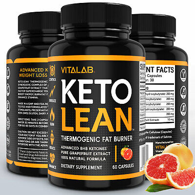 Keto Diet Pills Weight Loss Pills Supplements Fast Keto Burn Instant Fat Burner