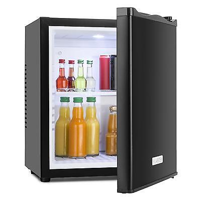 Fridge Freezer Refrigerators Compact Mini Drinks Cooler Bar Home Black 24 Litre
