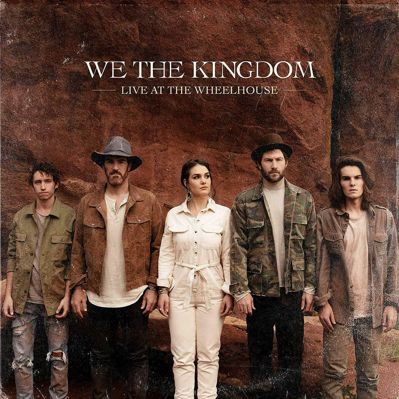 как выглядит We The Kingdom Live At The Wheelhouse CD NEW FREE SHIPPING preorder фото