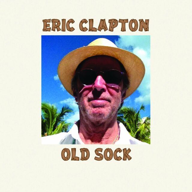 ERIC CLAPTON Old Sock 2 x Vinyl LP 2013 (12 Tracks) Gatefold NEW & SEALED