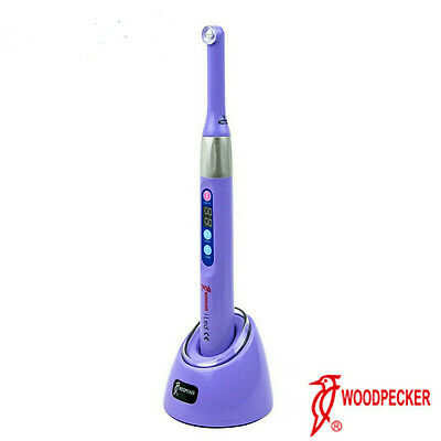 Woodpecker Original Dental Iled Curing Light 2500mwcm 1 Second Curing Lamp
