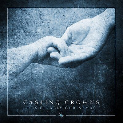 Casting Crowns It's Finally Christmas EP CD ()