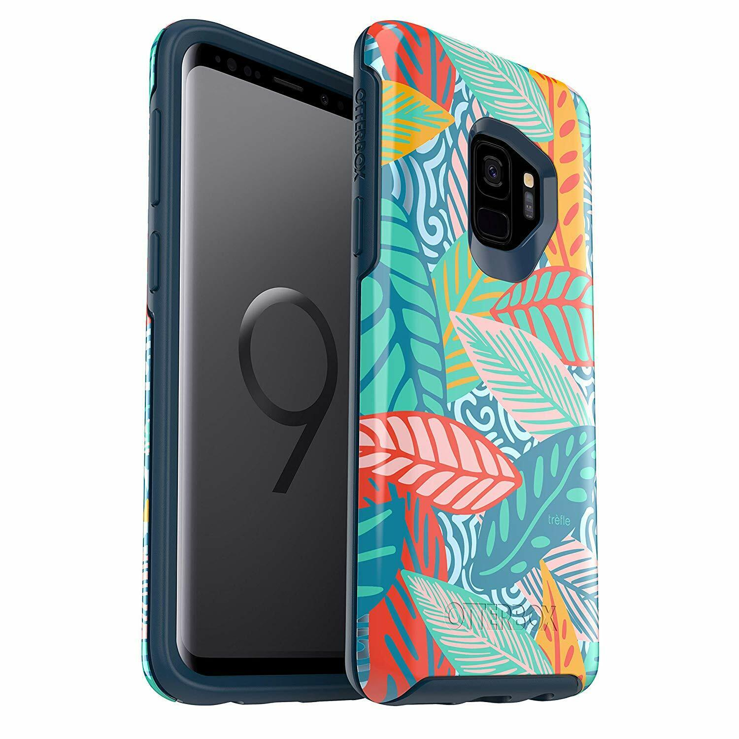 OtterBox Symmetry Series Case for Samsung Galaxy S9 - Retail Packaging - Anegada