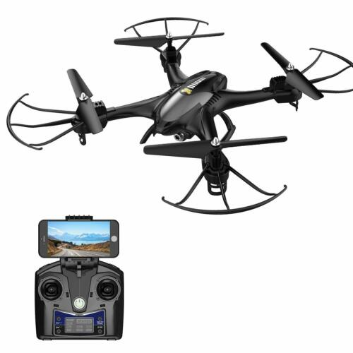 Holy Stone HS200 FPV RC Drone with HD WiFi Camera 6-Axis Gyr