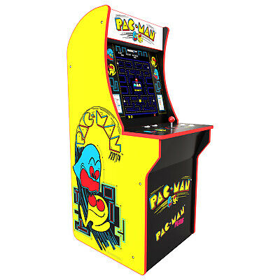 Arcade1Up Pac-Man At-Home Arcade Machine [Brand New]