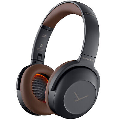 BeyerDynamic Lagoon ANC Explorer Wireless Headphones (Grey/Brown) - 718238