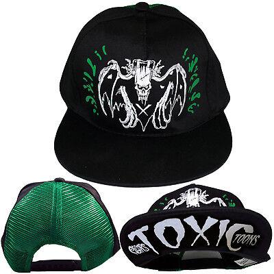 Emo Hats (Kreepsville 666 Toxic Toons Emo Punk Goth Rocker Trucker Baseball Hat HBTTT)