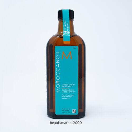Moroccanoil REG Treatment 6.8oz (200ml)  w / PUMP  ~*NOV DEAL, ORIGINAL, FREE*~