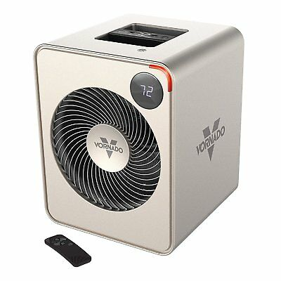 Vornado - Electric Fan Heater - Champagne