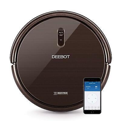 new deebot n79s robotic vacuum cleaner alexa