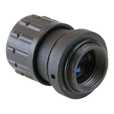 Objektiv 1:1 für Nachtsichtgerät Nightspotter 7 Biokular Restlichtverstärker (Objektiv Verstärker)
