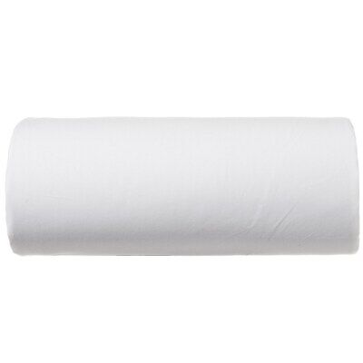 100% Organic Cotton Fitted Sheet - Queen, White Premium organic cotton Freeship