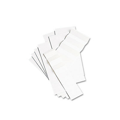 Pendaflex Blank Inserts For 42 Series Hanging File Folders 15 Tab 2 White 100