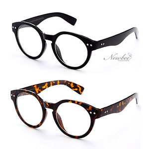 Clear Fashion Glasses For Men Keyhole Clear Lens Glasses