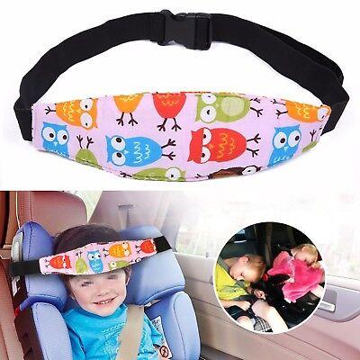 Auto Sitz Kids Sicherheitsgurt Kind Schlafen Head Support Gurt