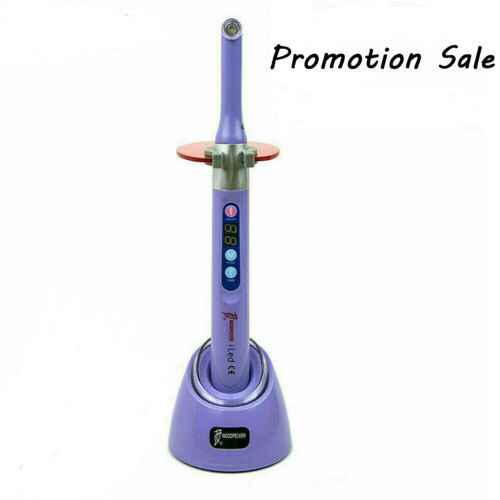 Promotion Sale ! Original Woodpecker Dental i Led Purple Wireless Curing Light