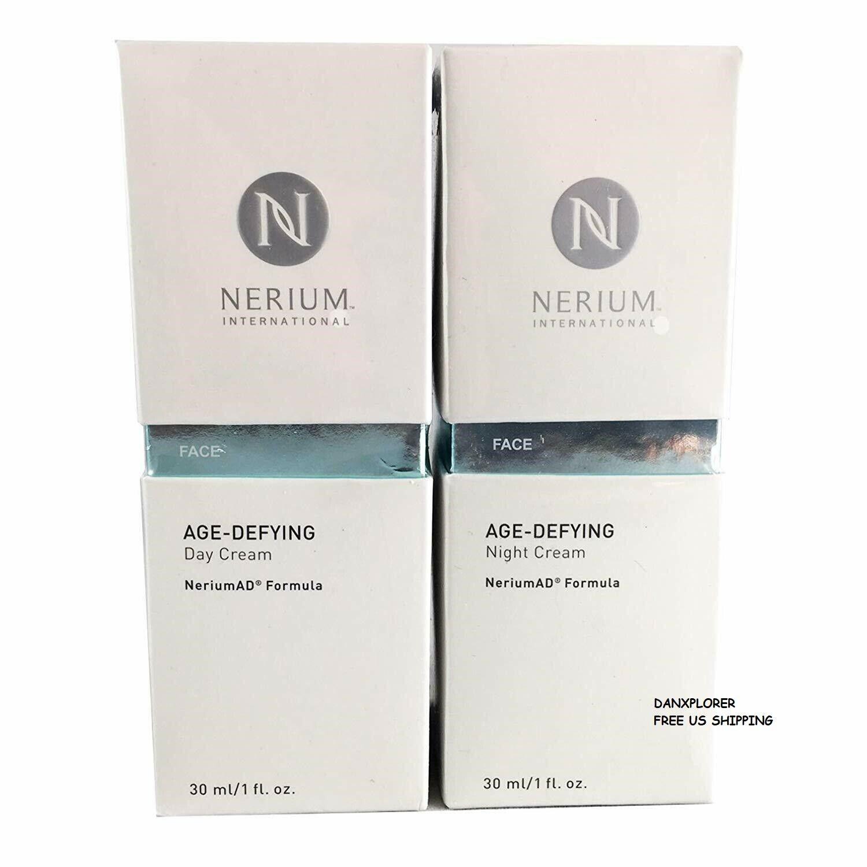 NeriumAge Defying 1 Day Cream and 1 Night Cream 1oz/30ml