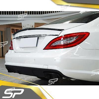 SpeedyParts > Carbon Lippe Heckspoiler Flügel für Mercedes Benz CLS 218 W218 AMG