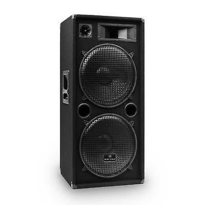 ALTAVOZ PA DJ 2 SUBWOOFER 38CM (15