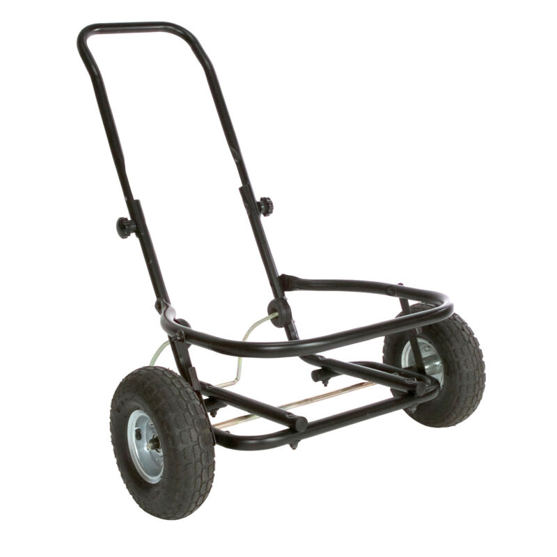 Miller Manufacturing Company CA500 Multipurpose Muck Cart for 70 Quart Tubs