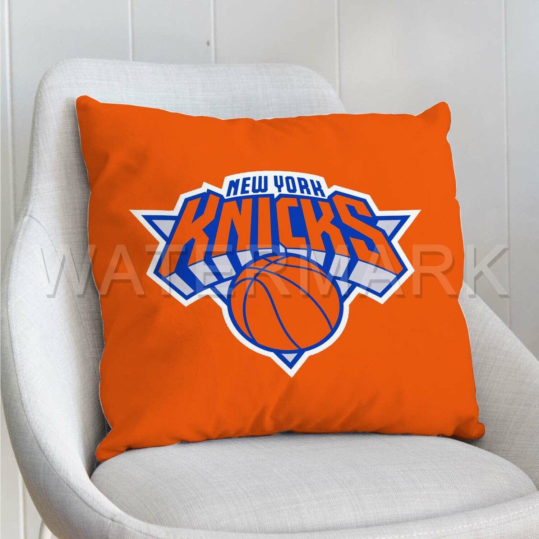 New York Knicks NBA Custom Pillows Car Sofa Bed Decor Cushio