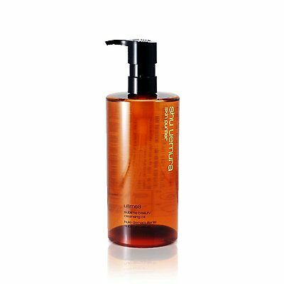 Shu Uemura - Ultime 8 Sublime Beauty Cleansing Oil - 450ml/15.2oz