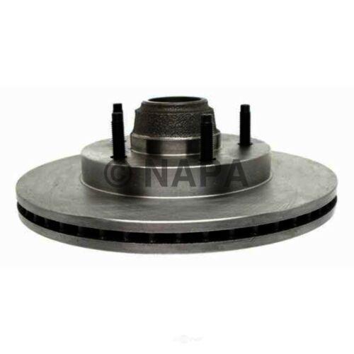 Disc Brake Rotor and Hub Assembly-RWD Front NAPA//BRAKE ROTORS /& DRUMS-NB