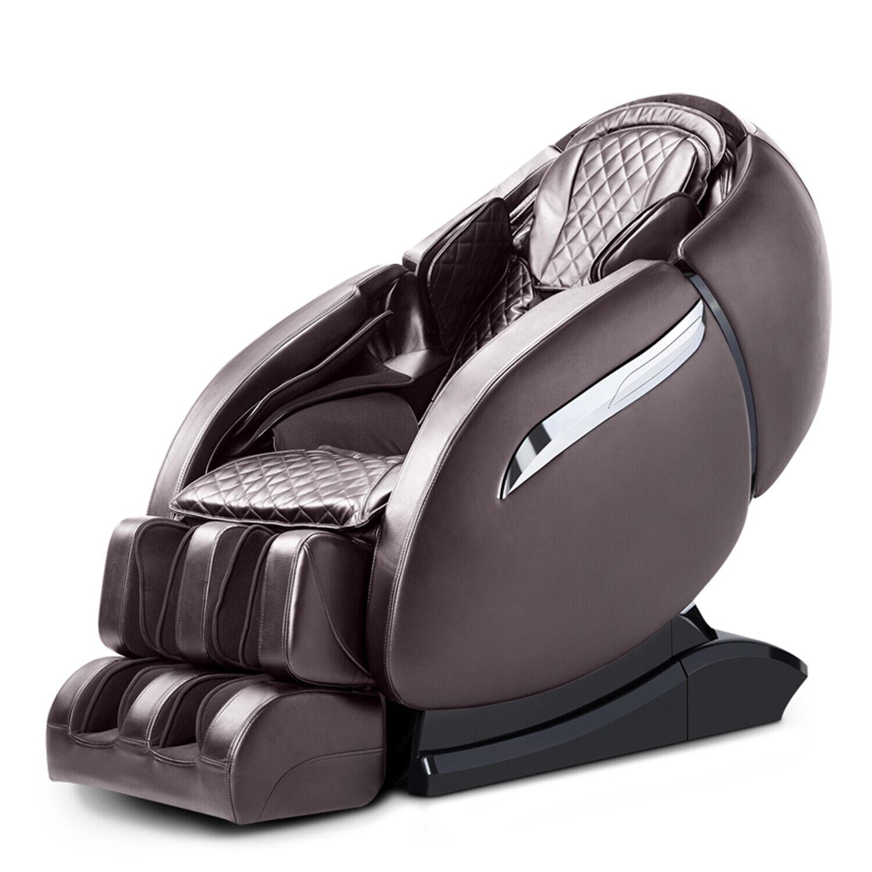 SL-Track Massage Chair, Zero Gravity 3D Robert Hand Massage