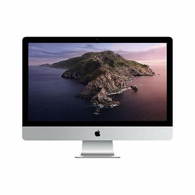 """Apple 27"""" iMac with Retina 5k i5 8GB RAM 1TB Radeon Pro 575X 4GB MRR02LL/A 2019"""
