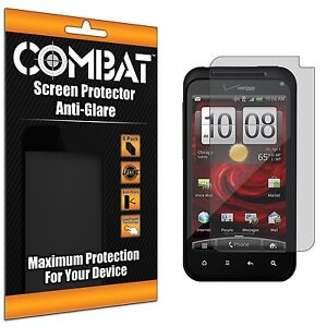 6X COMBAT Anti Glare Matte Screen Protector LCD For HTC Droid Incredible 2 6350