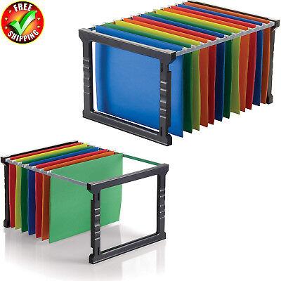 Plastic Hanging File Folder Folder Holder Frame 18 Inch Letter And Legal Size