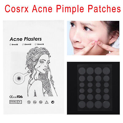 Cosrx Acne Pimple Master Patch 24 Patches Face Spot Scar Care Treatment Stickers