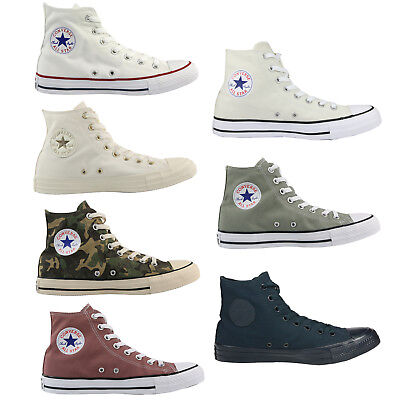 Converse Chuck Taylor All Star Hi Schuhe HighTop Sneaker Damen Herren (Chuck Taylors High-top)