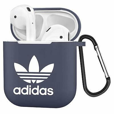 *Brand NEW* High Quality Adidas Case For Airpods 1&2 G - Soft Silicone Case High Quality Soft Silicone