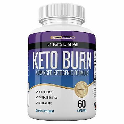 Keto Diet Pills - Best Ketogenic Supplement for Energy, Focus, and