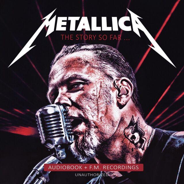 METALLICA - THE STORY SO FAR-UNAUTHORIZED   CD NEU